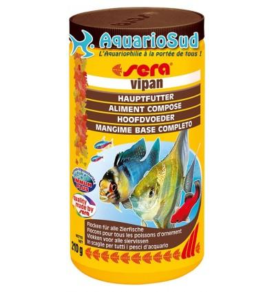 Nourriture ou aliment pour poisons d'ornement SERA Vipan - 1.000 ml