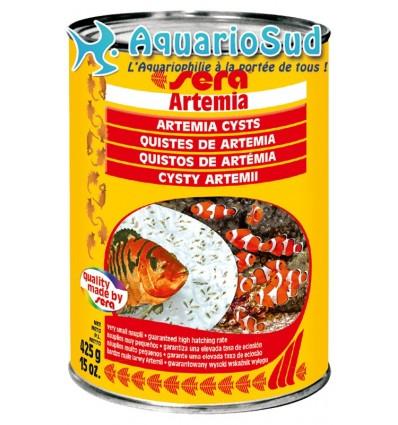 SERA - Oeufs d'Artemia (425g)