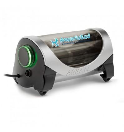 Pompe à air extrêmement silencieuse pour aquarium.