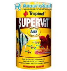 TROPICAL Supervit - 1.000ml - Nourriture pour bac communautaire d'eau douce