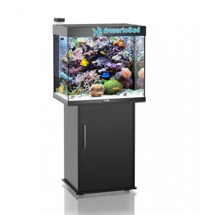 Aquarium Eau De Mer Juwel Lido 200 Noir
