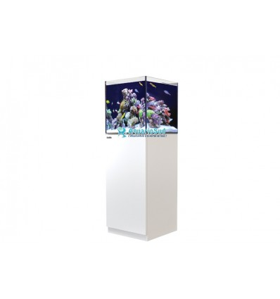 Aquarium et meuble Red Sea Reefer Nano Blanc