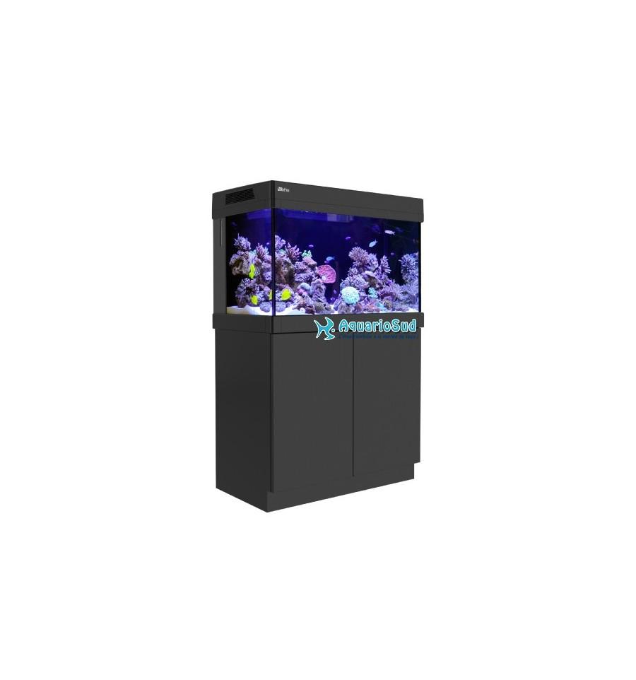 Aquarium complet red sea max c 250 finition noir for Aquarium et meuble