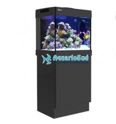 Aquarium et meuble Red Sea Max C-130 Noir équipé eau de mer : 130L