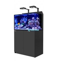 Aquarium et meuble Red Sea Max E 270 LED - Noir