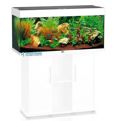 Aquarium complet JUWEL Rio 180 - Blanc