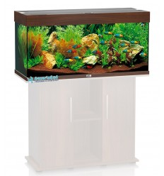 Aquarium équipé JUWEL Rio 180 - Brun