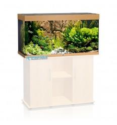 Aquarium tout équipé JUWEL Rio 300 - Finition Hêtre