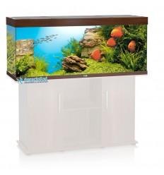 Aquarium équipé JUWEL Rio 400 - Brun