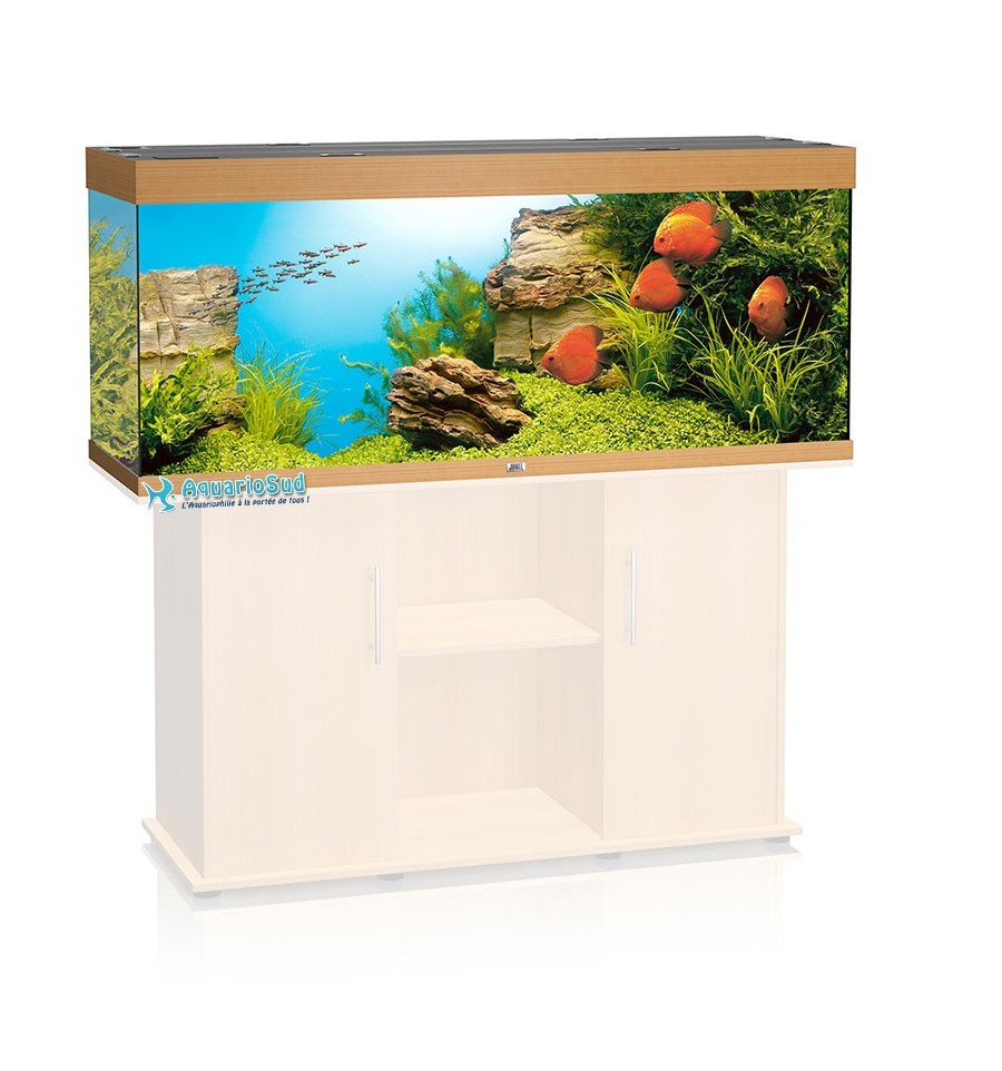 aquarium tout quip juwel rio 400 h tre. Black Bedroom Furniture Sets. Home Design Ideas