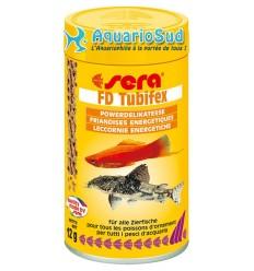 Nourriture SERA FD Tubifex - 100 ml