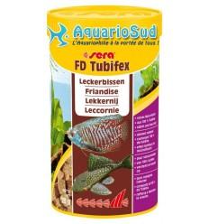Nourriture SERA FD Tubifex - 250 ml