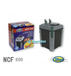 Filtre extérieur Aqua Nova NCF 600 - 600 l/h