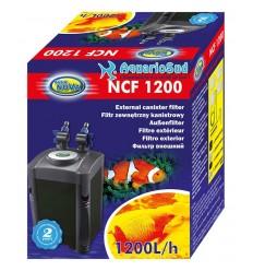 Filtre extérieur Aqua Nova NCF-1200 - 1200 l/h