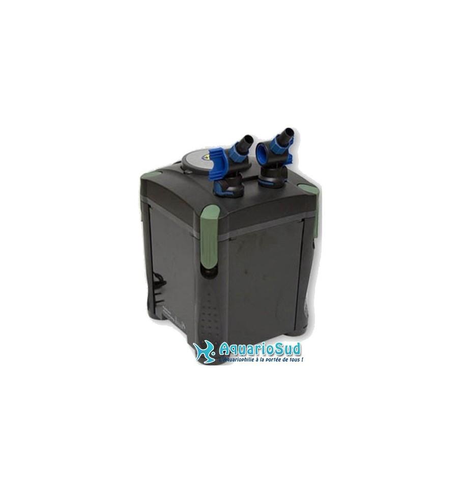 Filtre ext rieur pas cher aqua nova ncf 1500 pour aquarium for Filtre exterieur pour aquarium