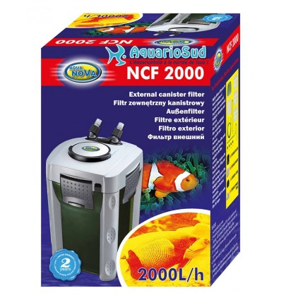 Filtre extérieur Aqua Nova NCF-2000