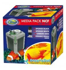 Set de filtration pour filtre extérieur AQUA NOVA NCF 600/800