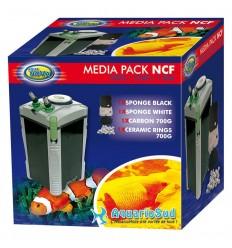 Set de filtration pour filtre extérieur NCF 1000/1200/1500