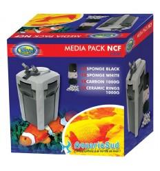 AQUA NOVA Media Pack pour filtre NCF 2000