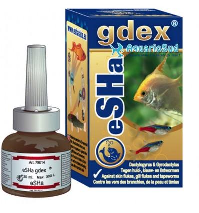 eSHa Gdex, 20ml - Traitement contre les vers