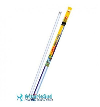 Eclairage aquarium - Tube T5 Sera Blue Sky 28W - 59 cm