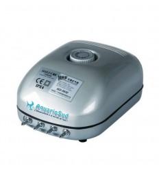 Pompe à air 600 l/h - 4 sorties à débit réglable