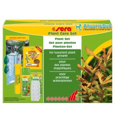 Le Kit C02 pour aquarium comprend le set d'entretien des plantes SERA
