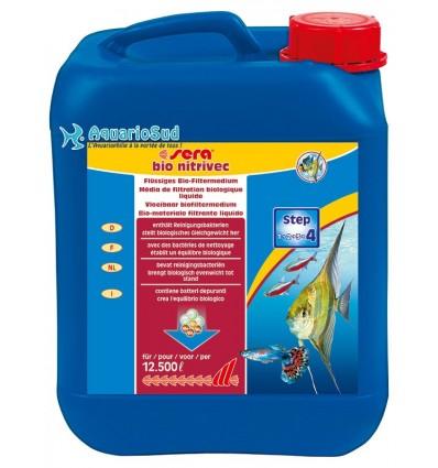 Média de filtration liquide SERA Bio Nitrivec - 5000ml