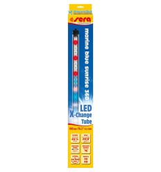 SERA Led X-Change Tube Marine Blue Sunrise 360 mm 8.6W