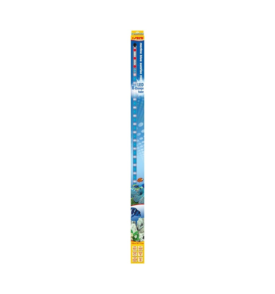 Eclairage Aquarium SERA Tube Led Marine Blue Sunrise De 1120mm