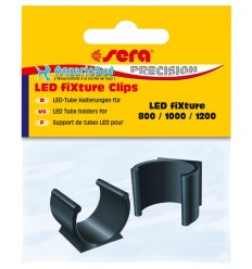 SERA Led Fixture Clips - éclairage aquarium