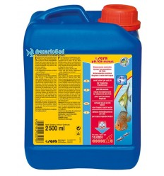 SERA pH/KH Moins, en 2500 ml, pour abaisser en toute sécurité le pH d'environ 10.000 litres.