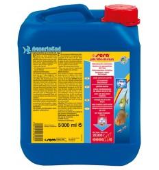 ERA pH/KH Moins, en 5000 ml, pour abaisser en toute sécurité le pH d'environ 20.000 litres.