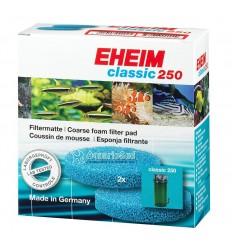 EHEIM Mousse Filtrante pour filtre Classic 250 - Lot de 2