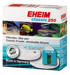 EHEIM - Ouate Filtrante pour filtre Classic 250 (Eheim 2213)