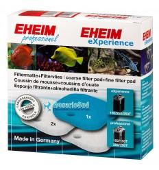 EHEIM - Masses filtrantes pour filtre eXperience 150/250 (Eheim 2222-2224/2422-2424)