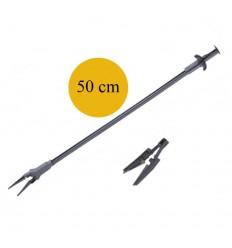 Raclette/éponge de nettoyage - 55 cm