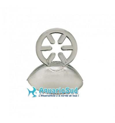 Ventouse à anneau pas cher pour le maintien de tout objet d'un Ø 4/6 mm