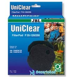 JBL Uniclear FilterPad F35 120/250 - Mousse de filtration 35 ppi