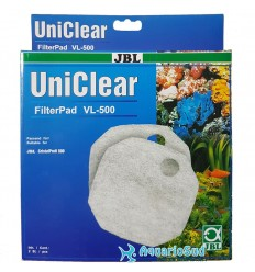 JBL Uniclear FilterPad VL 500 - Ouate de filtration