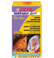 SERA Baktopur Direct - 24 tabs