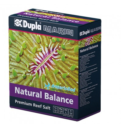 Sel Premium DUPLA Reef Salt Natural Balance en 3 Kg
