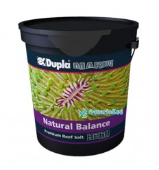 DUPLA Reef Salt Natural Balance - 20 Kg
