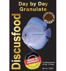 DISCUSFOOD DAY BY DAY - 10 litres