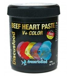 DISCUSFOOD Beef Heart Paste V-Color - 350 grammes