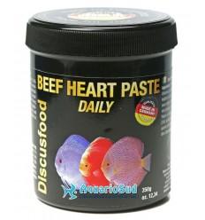 DISCUSFOOD BEEF HEART GRANULAT SOFT XL - 230GR