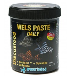 DISCUSFOOD Wels Paste Daily - 350 grammes