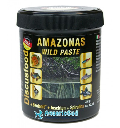DISCUSFOOD Amazonas Wild Paste - 350 grammes