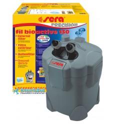 Filtre extérieur SERA Fil Bioactive-130 pour aquarium jusqu'à 130 litres