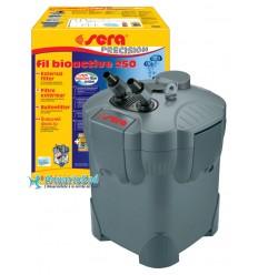 SERA Fil Bioactive 250 - Filtre extérieur pour aquarium